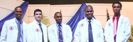 Caribbean Pre-Medical School Students