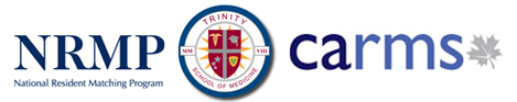 NRMP Trinity School of Medicine CaRMS