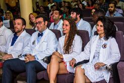 White Coat Ceremony for Fall 2015