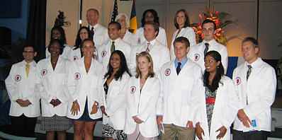 2009 Incoming Class White Coat Ceremony