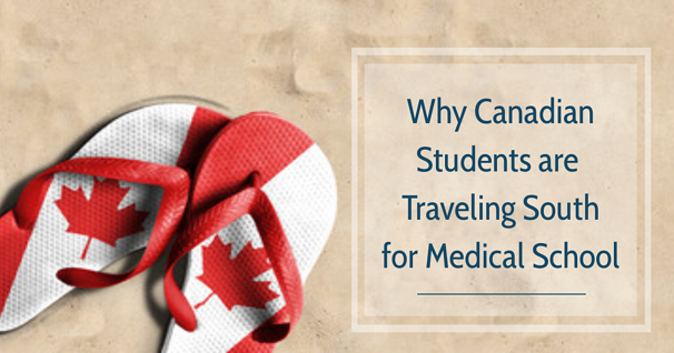 Why Canadians go South for Med School