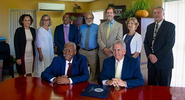 Trinity School of Medicine partners with World Pediatric Project