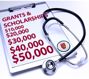 Scholarship & Grants available at Trinity School of Medicine