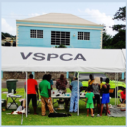 Vincentian Society for the Prevention of Cruelty to Animals