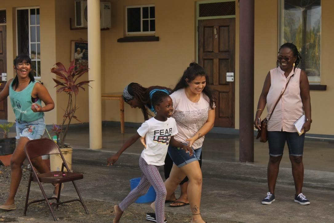 Trinity's Kid Companions Group Visit Young Friends at Local Orphanage [Gallery]