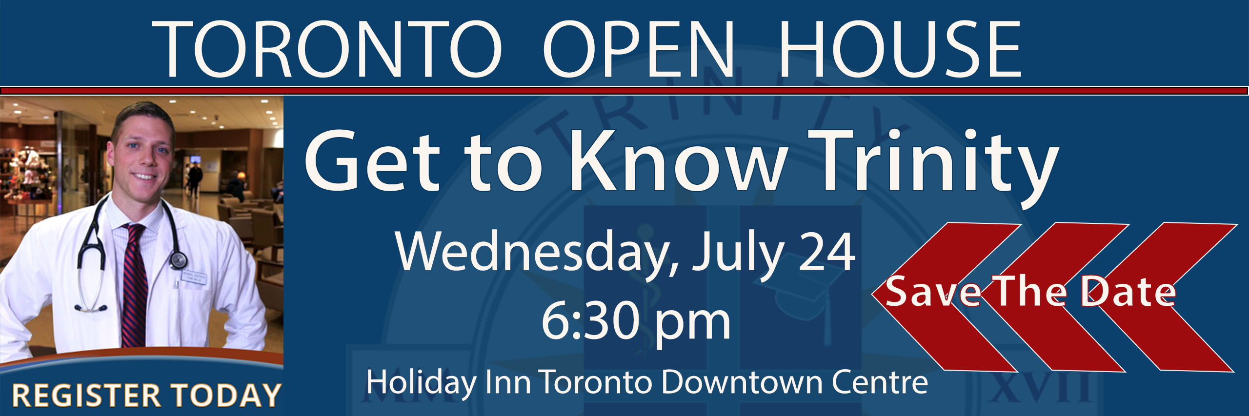 Canada Open House Toronto July 24th