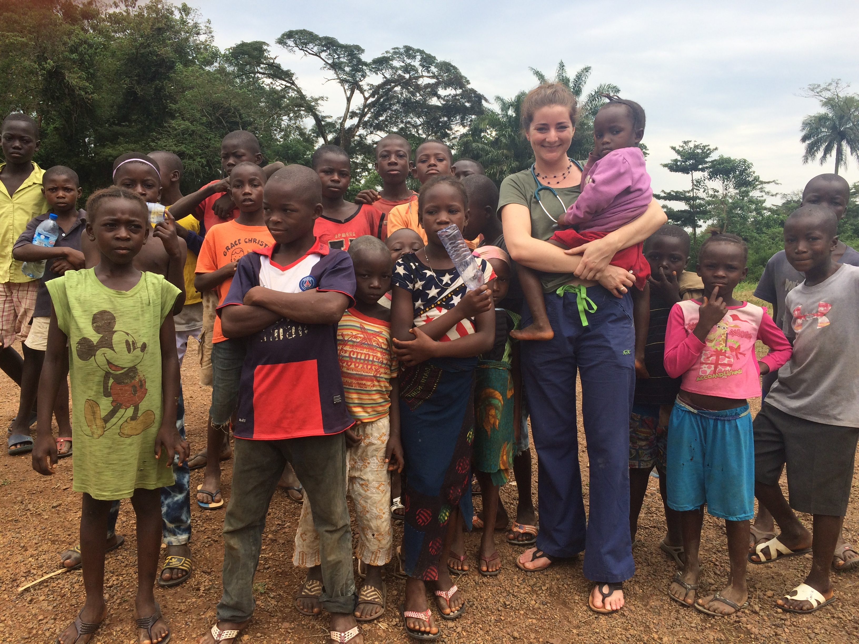 Trinity School of Medicine Alumni Spotlight: Dr. Sophie Waterman