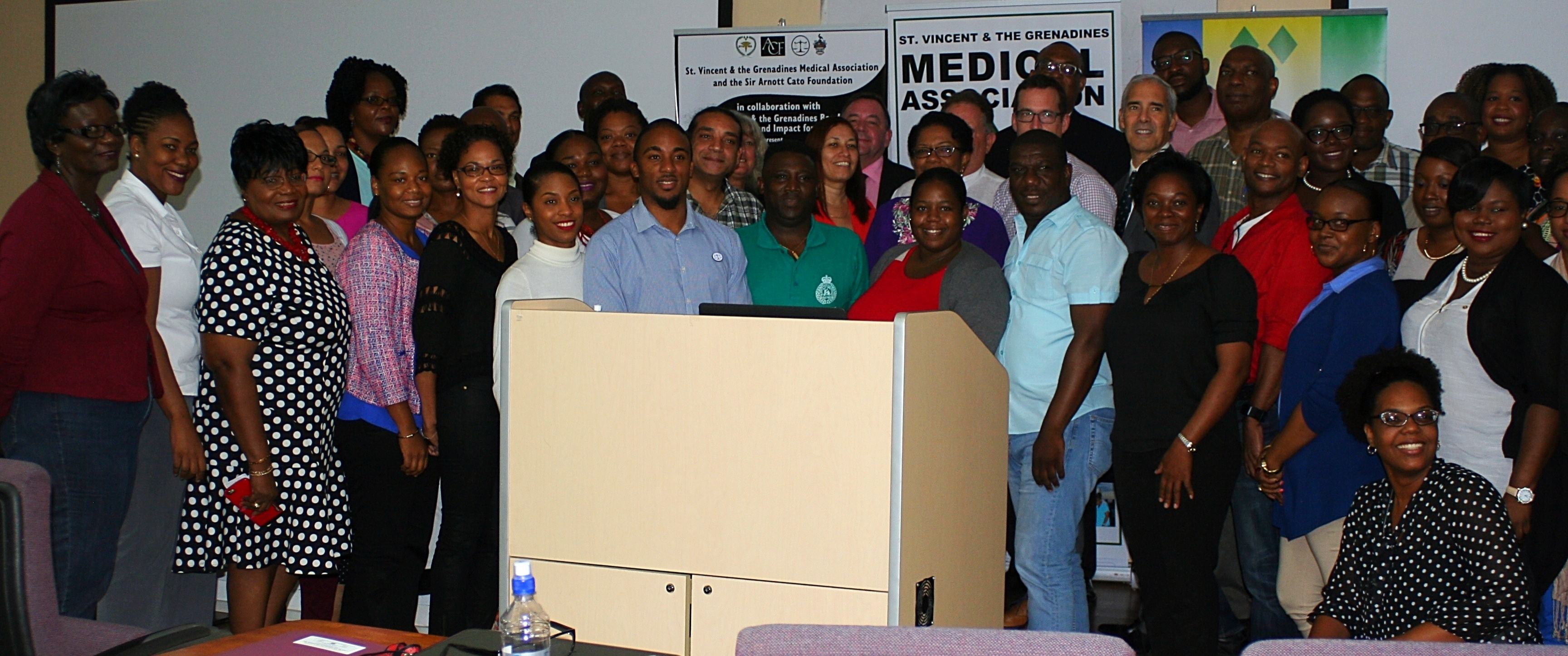 Trinity School of Medicine Hosts Forensic and Law Symposium on St. Vincent