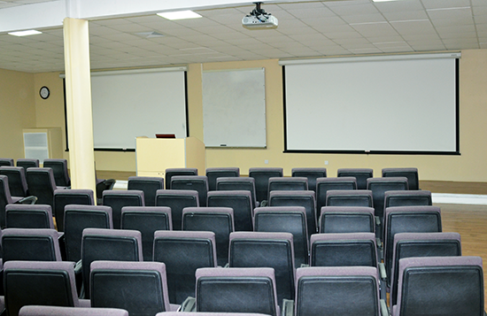 Trinity SOM Campus Lecture Hall