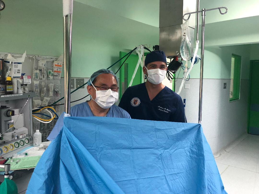 Trinity Students Partner with World Pediatric Project Surgical Mission