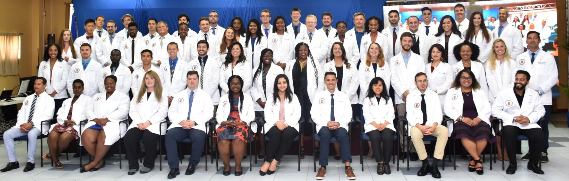Trinity Holds 10th September White Coat Ceremony, Commemorates a Decade of Medical Education