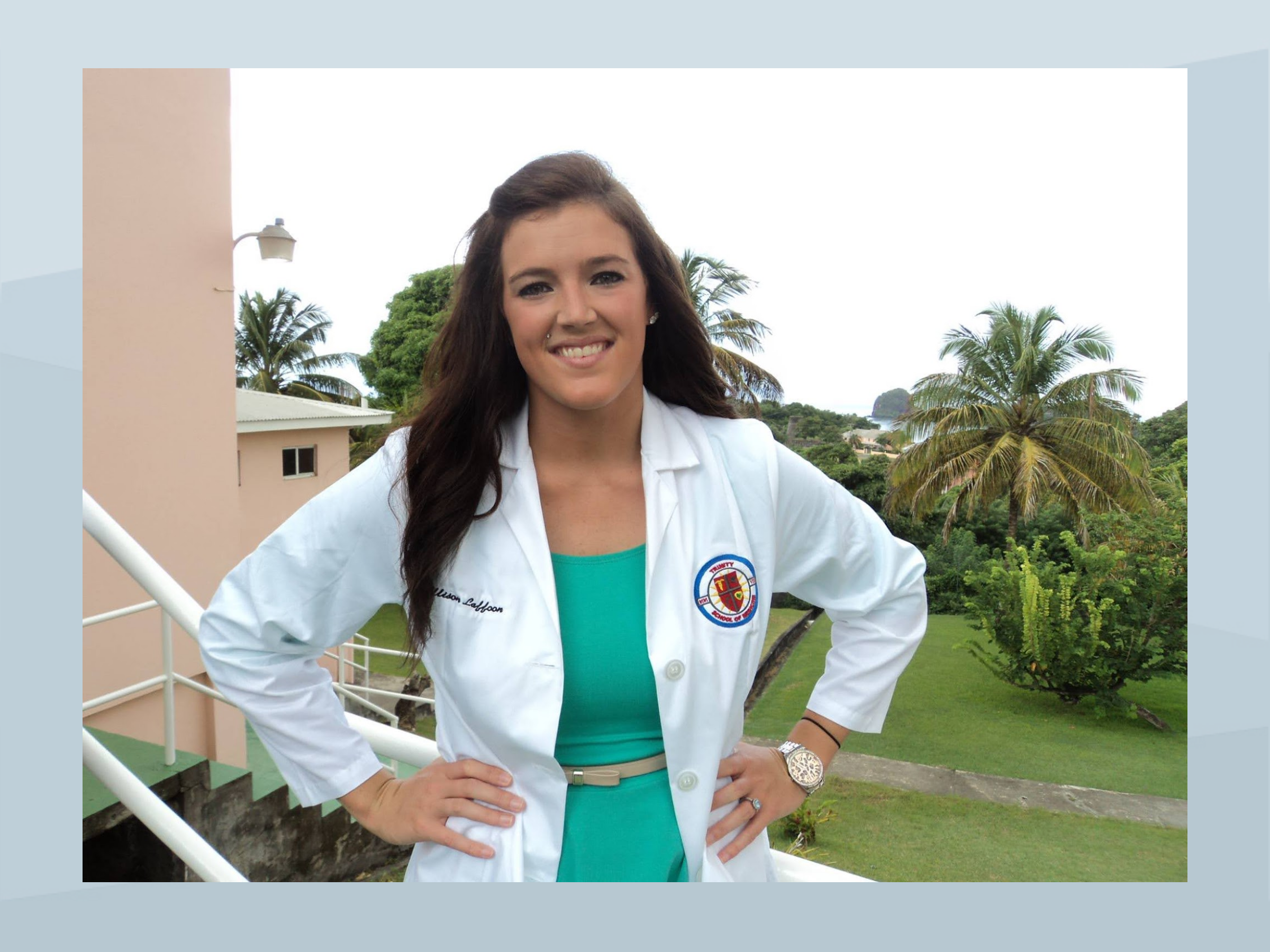 Alumni Spotlight: Dr. Allison Laffoon