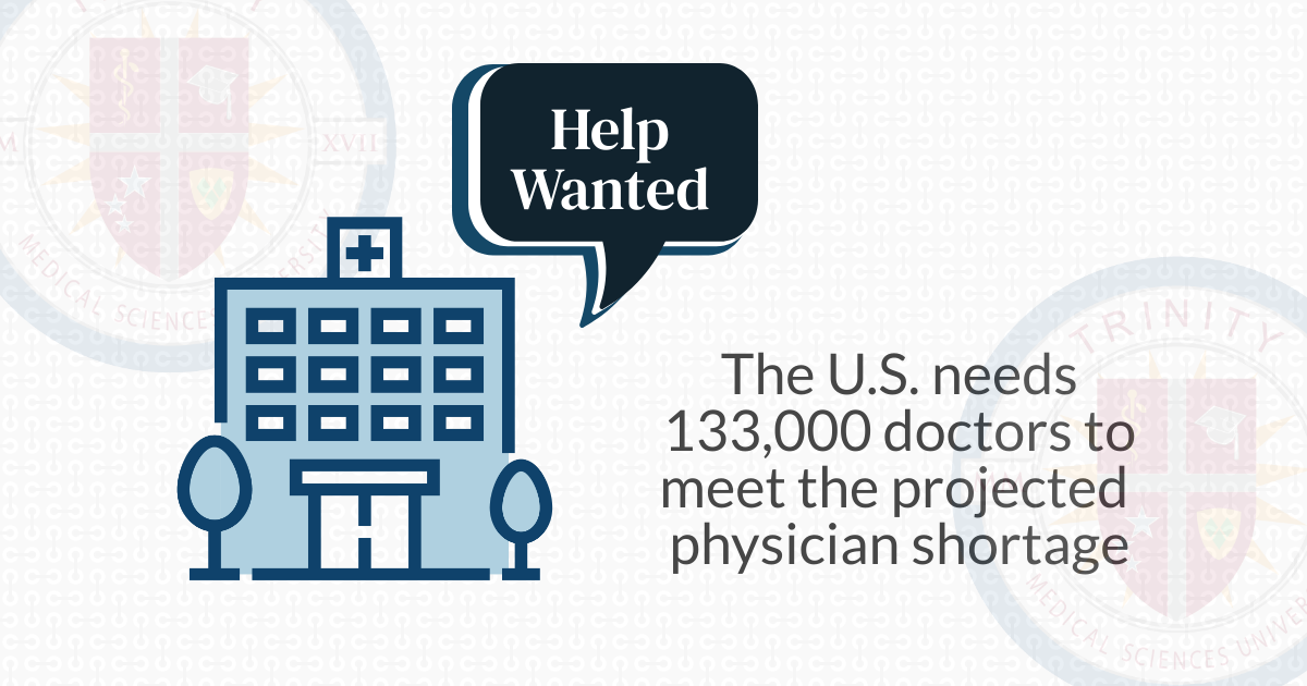 The Shortage of Medical Doctors Grows and Medical Deserts Expand Across the U.S.