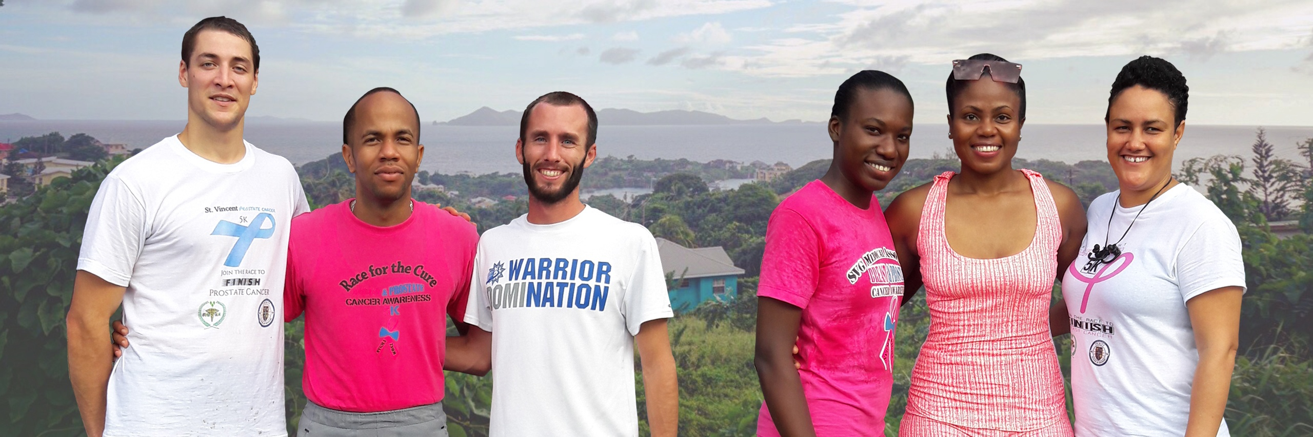 Trinity Students Hold 5k for Breast and Prostate Cancer on St. Vincent