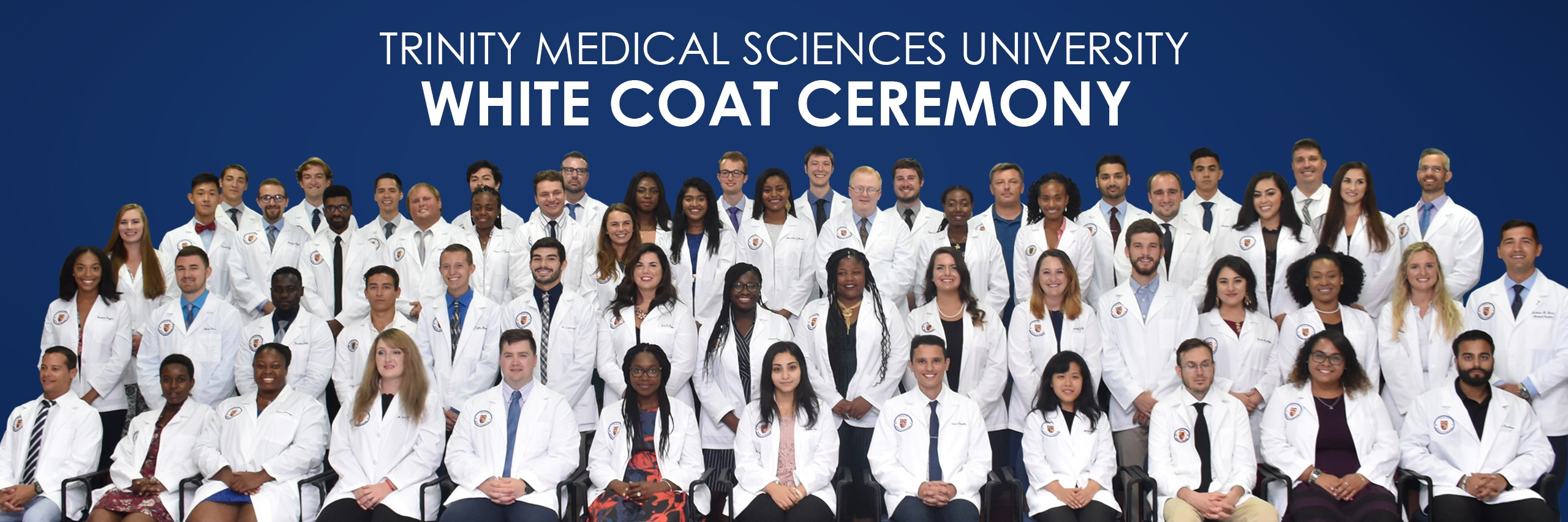 Trinity Medical Sciences University White Coat Ceremony