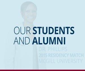 Trinity SOM alumni succeed year after year in the residency match